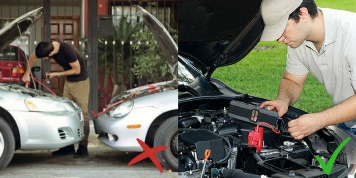 auto ausiliario vs avviatore auto