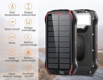 protezione circuito power bank solare